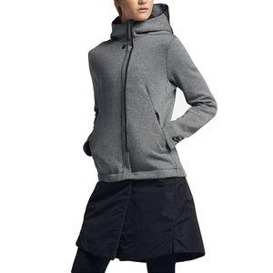 Nike Tech Fleece Coat .